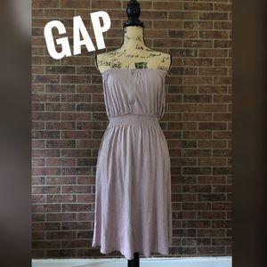 GAP Strapless Dress NWOT